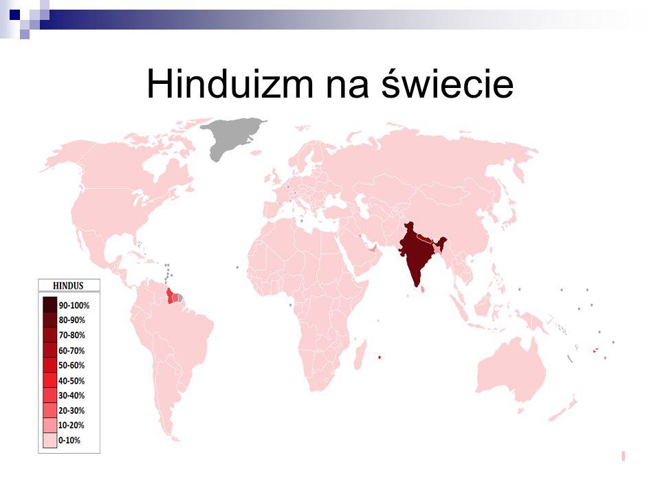 HISTORIA Hinduizm jest religią bez jednego głównego założyciela.