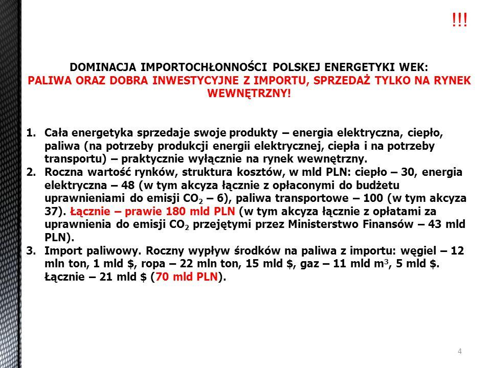 25 ENERGETYKA PROSUMENCKA 2013 W POLSCE (4) PRZEDSIĘBIORSTWA CIEPŁOWNICZE Źródła kogeneracyjne w ECO – dane pozyskane u inwestora Opole: blok gazowy (7,4+14,2) MW; blok węglowy (11+28) MW (2012) Kutno: 3agregaty kogeneracyjne (2+2) MW (2012) Olesno: agregat kogeneracyjny (0,25+0,3) MW (2012) Jelenia Góra: 3 bloki kogeneracyjne węglowe o mocach elektrycznych (8+5,5+0,9) MW, łączna moc cieplna – 80 MW Projekty w toku (realizacja do 2015) Województwo Lubuskie – agregaty kogeneracyjne gazowe: Żagań – (2+2) MW, Żary – (2+2) MW, Nowa Sól – (2+2) MW Malbork: (2+2) MW – agregat kogeneracyjny gazowy Kęty: (2+2) MW, projekt w toku – agregat kogeneracyjny gazowy, realizacja do 2015 Razem.