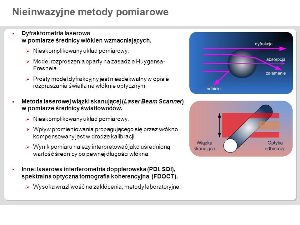 Wpływ quasi-monochromatycznego, niekoherentnego promieniowania na tęcze 1.