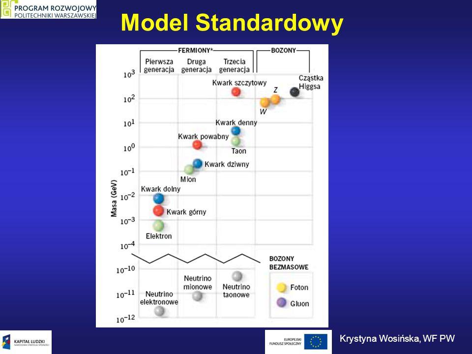Model Standardowy Krystyna Wosińska, WF PW