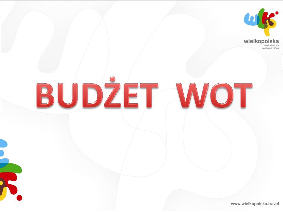 Elementy projektu  Ustawienie 46 infokiosków na terenie regionu zawierające informacje turystyczne z Wielkopolski.