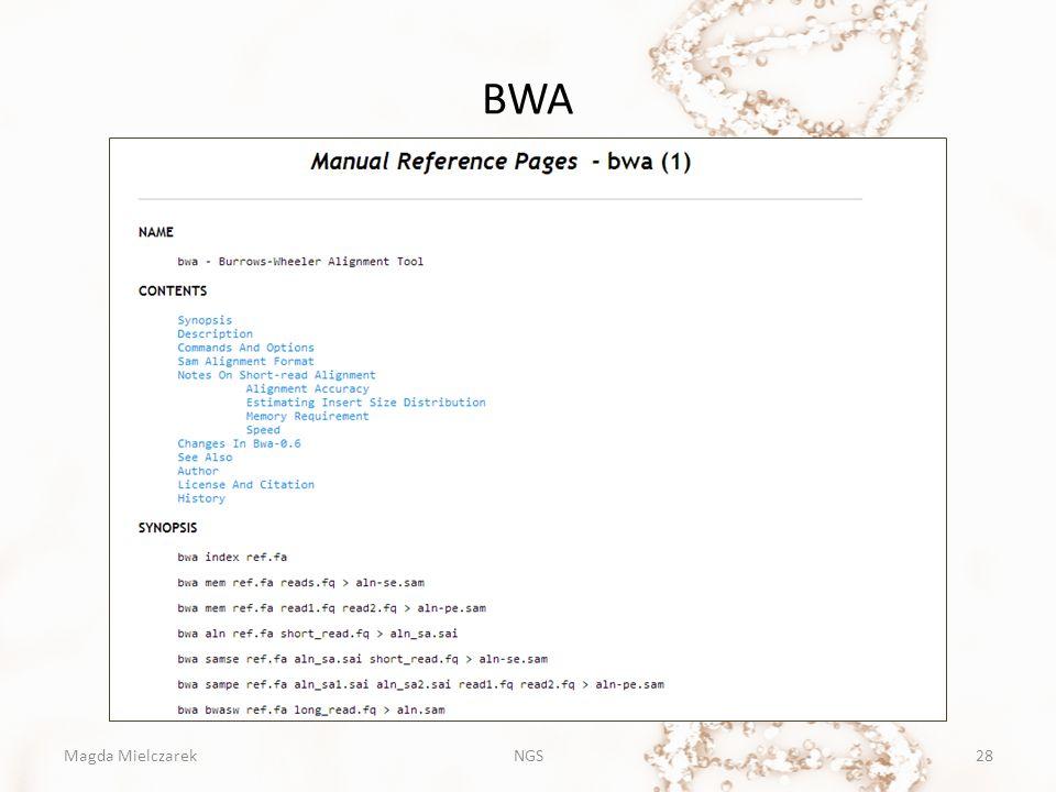 BWA Magda MielczarekNGS28