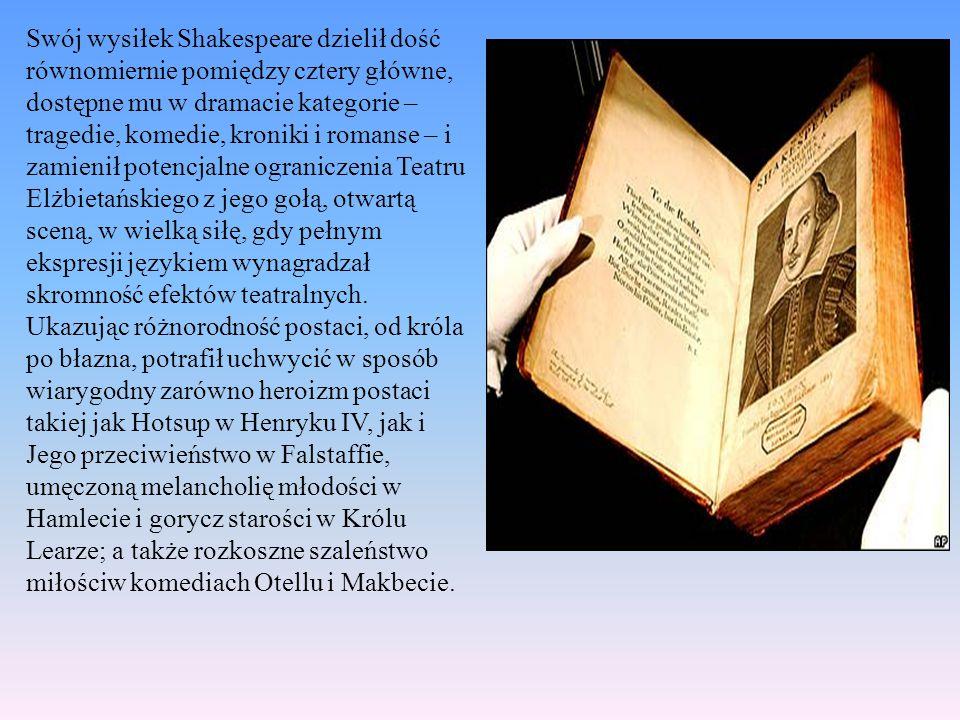 Przemiana Nocne spotkanie z duchem ojca odmieniło Hamleta.