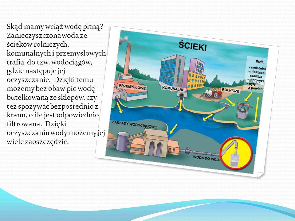 Skutki uboczne chlorowania wody: Chlorowanie wody jest najbardziej powszechną metodą jej dezynfekcji mającej unieszkodliwić bakterie i wirusy i z tego powodu nigdy nie wolno z niej zrezygnować.