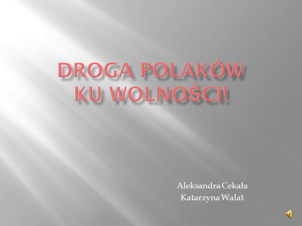 Aleksandra Cekała Katarzyna Walat