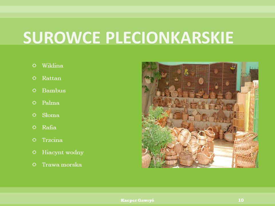 Rośliny włókniste: len konopie bawełna są wykorzystywane do produkcji tkanin 9Kacper Gawryś