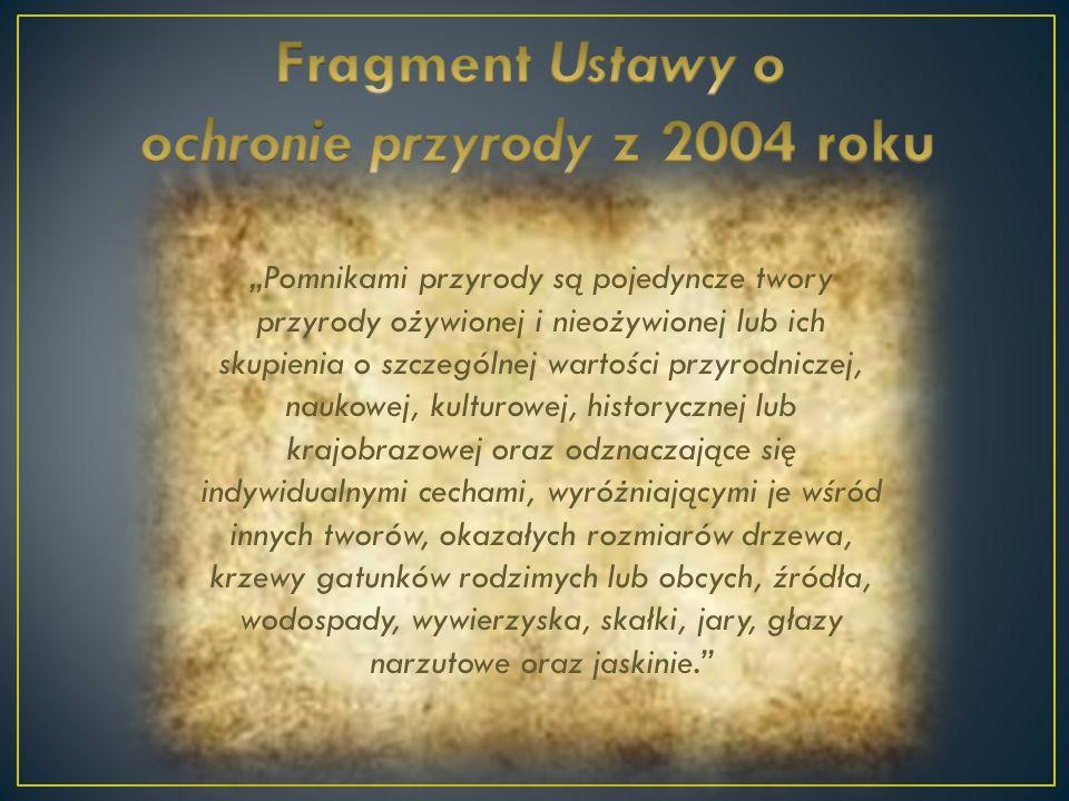 Dąb Bartek – jeden z najstarszych w Polsce dębów, od 1954 r.