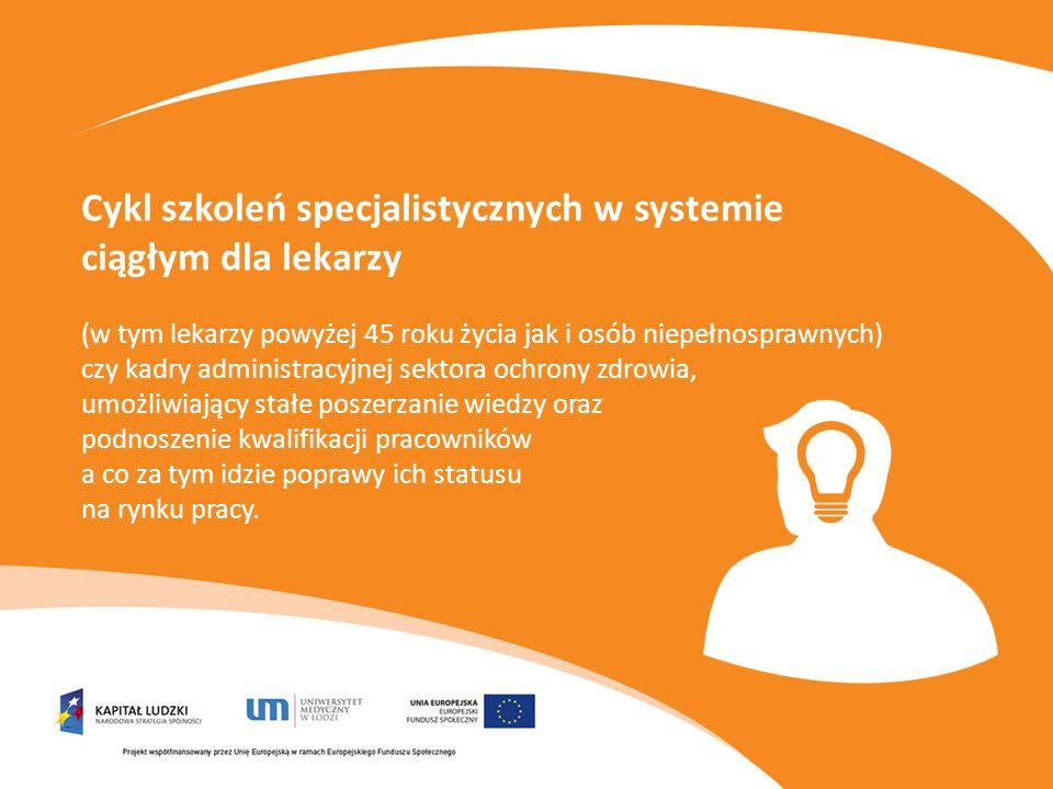 Więcej na stronie www.operacjasukces.umed.lodz.pl