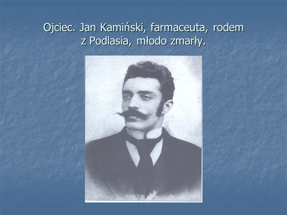 Okładka pierwszego wydania najsłynniejszej książki Aleksandra Kamińskiego