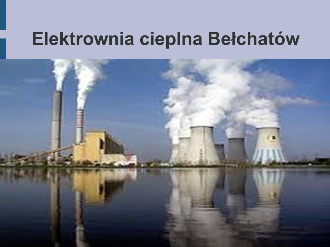 Największa na świecie elektrownia wytwarzająca energię elektryczną z węgla brunatnego.