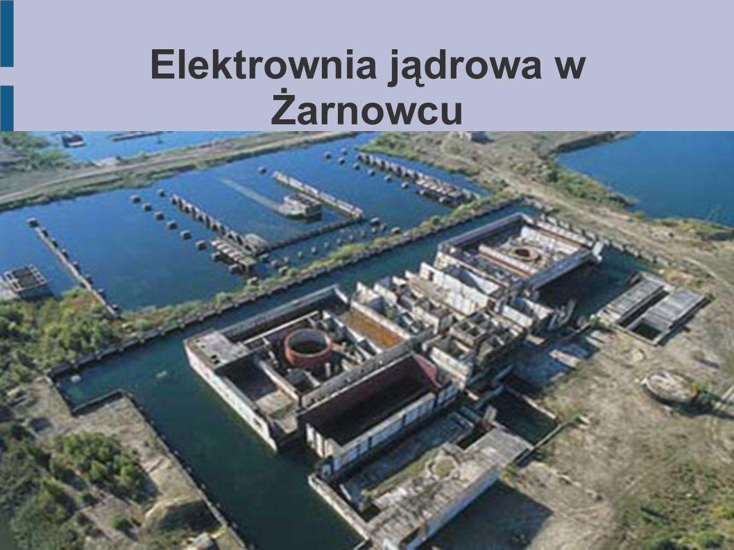Polska elektrownia jądrowa budowana w latach 1982–1990 nad Jeziorem Żarnowieckim.