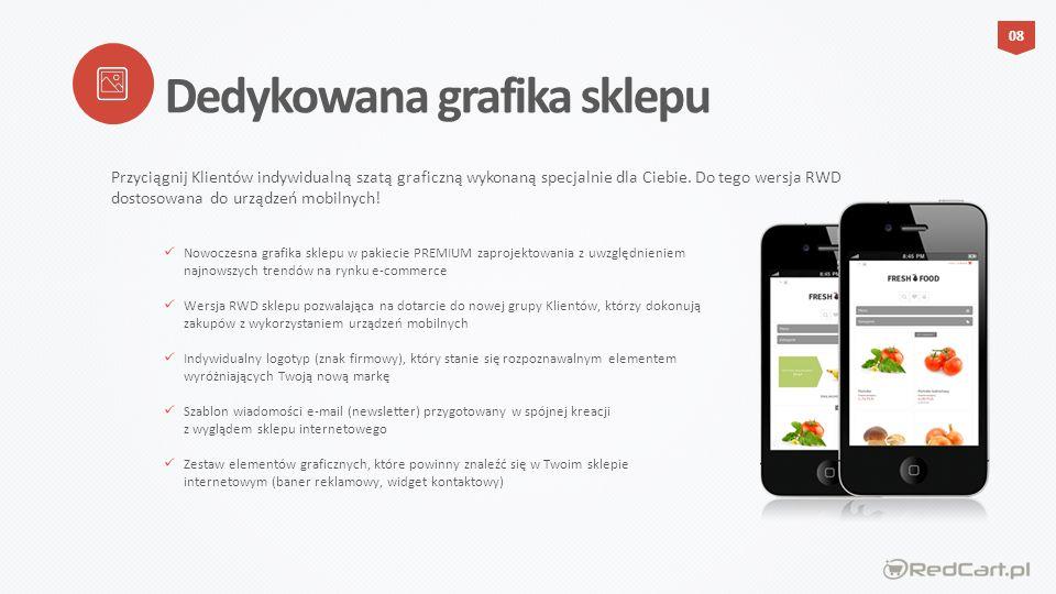 465 € - wydatki na zakupy online na 1 osobę 26,9 mln - liczba internautów w Polsce 24,9% - dynamika wzrostu polskiego rynku e-commerce w 2013 roku 35 mld zł – prognozowana wartość rynku e-commerce w 2014 roku * Dane z rynku e-commerce Zastanawiasz się, dlaczego warto otworzyć własny sklep internetowy.