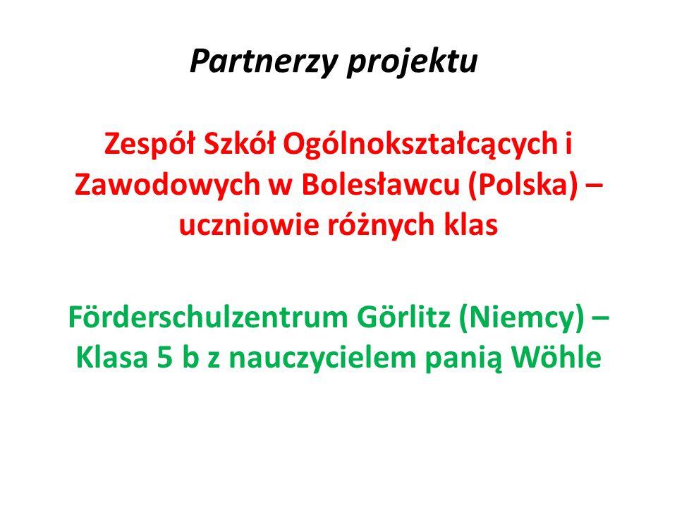 Działania projektowe – wspólne działania z partnerem z Niemiec II.
