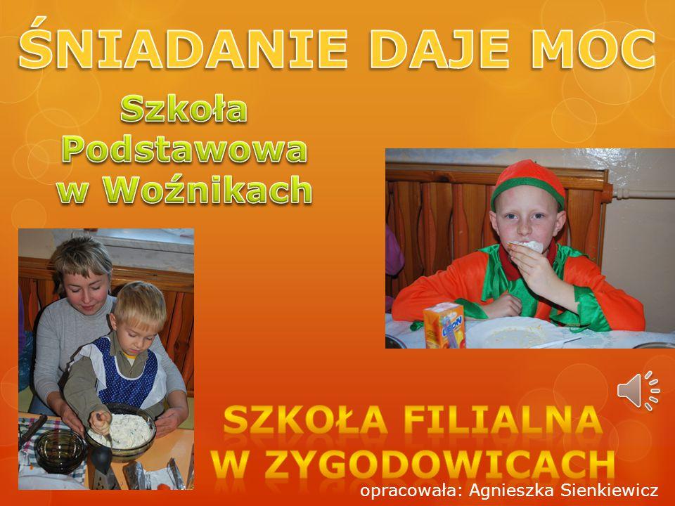 opracowała: Agnieszka Sienkiewicz