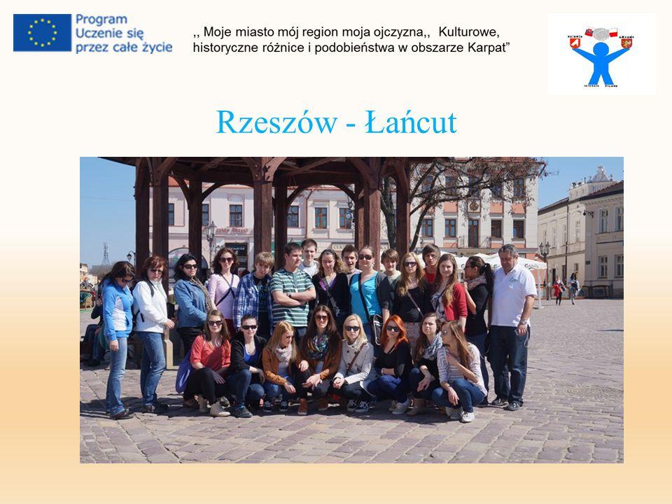 Rzeszów - Łańcut