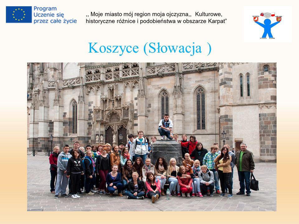Koszyce (Słowacja )