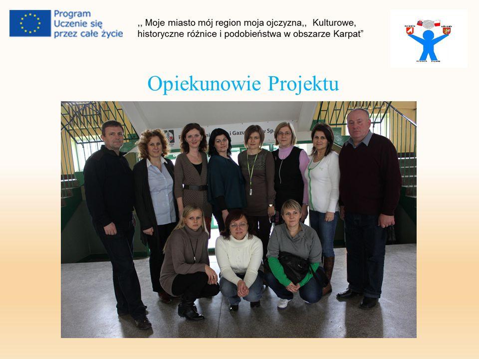 Opiekunowie Projektu