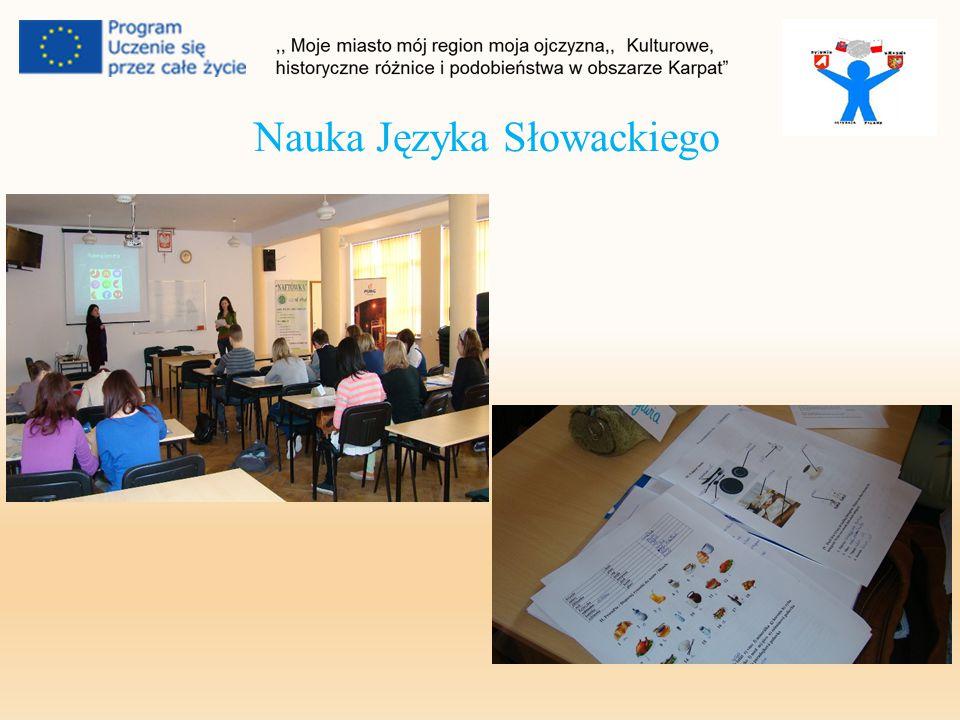 Nauka Języka Słowackiego