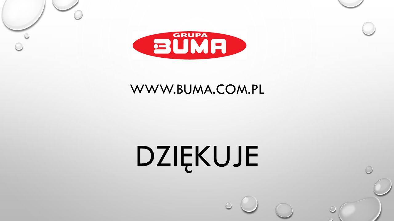 WWW.BUMA.COM.PL DZIĘKUJE