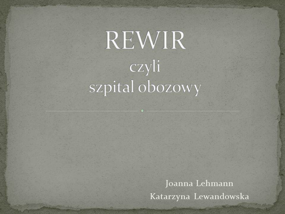 Joanna Lehmann Katarzyna Lewandowska