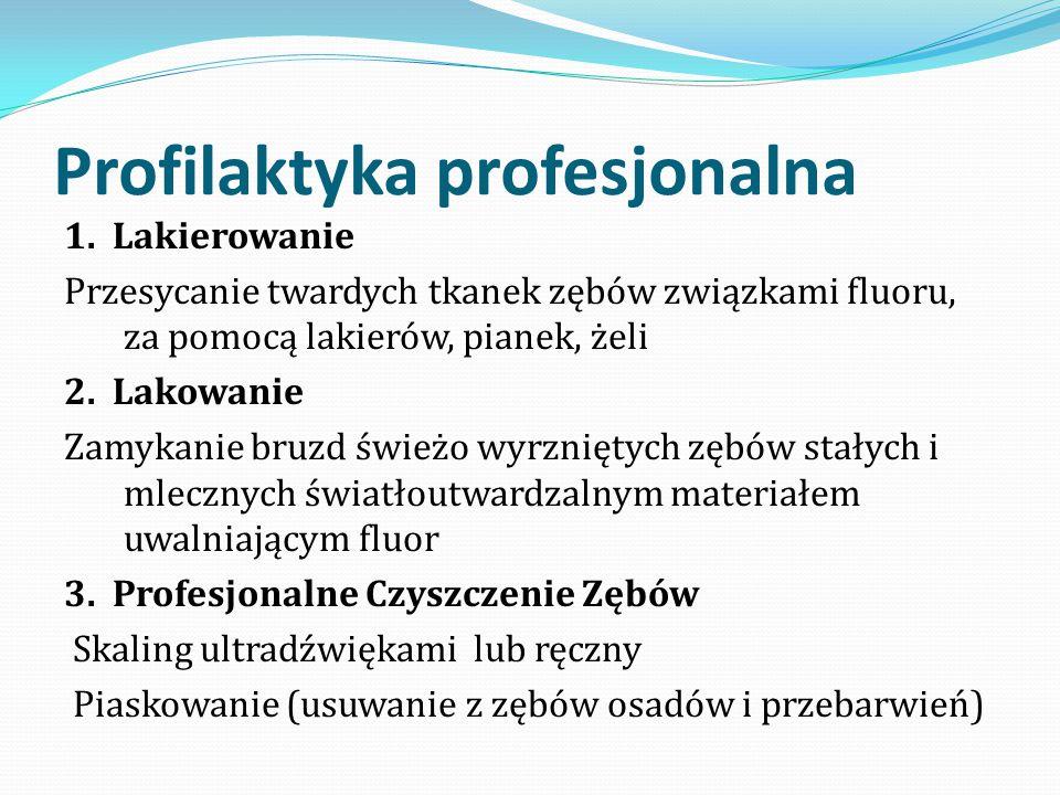 Profilaktyka profesjonalna 1.