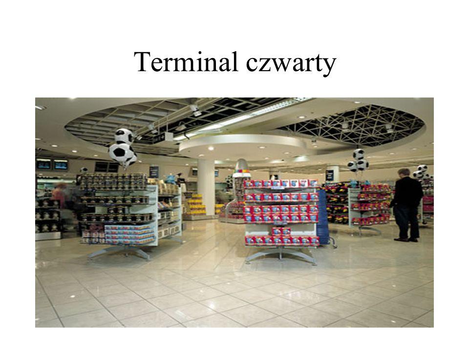 Terminal czwarty