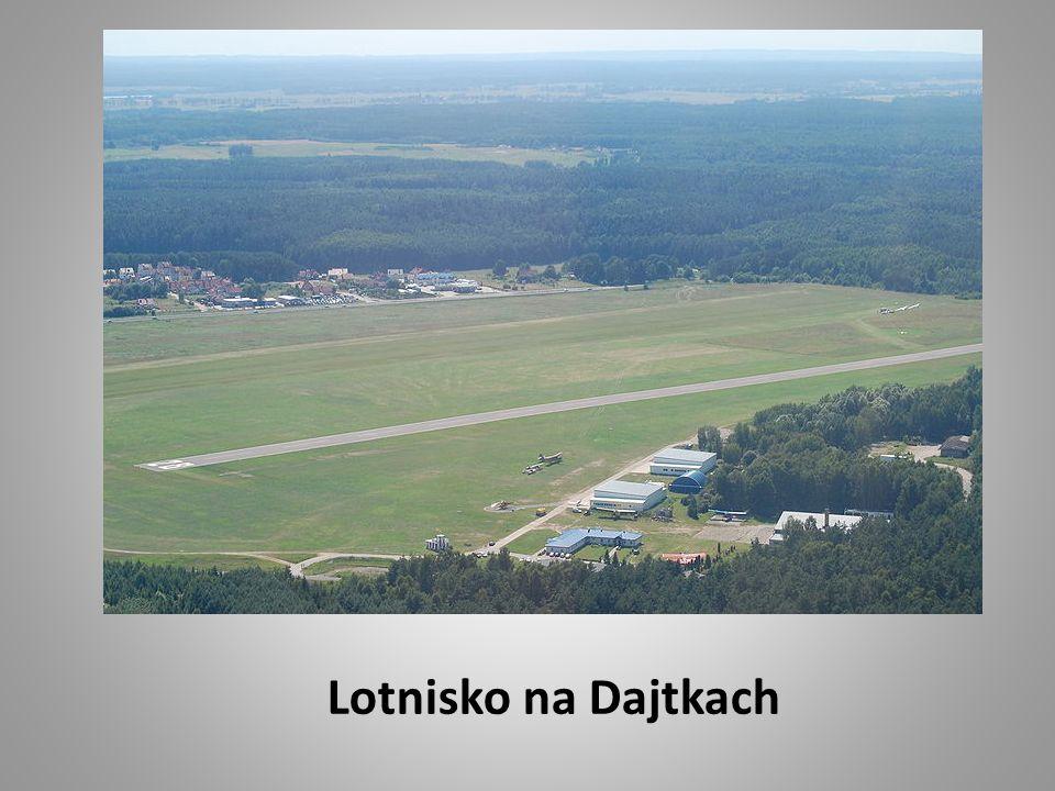 Lotnisko na Dajtkach