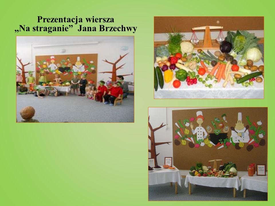 """Prezentacja wiersza """"Na straganie"""" Jana Brzechwy"""