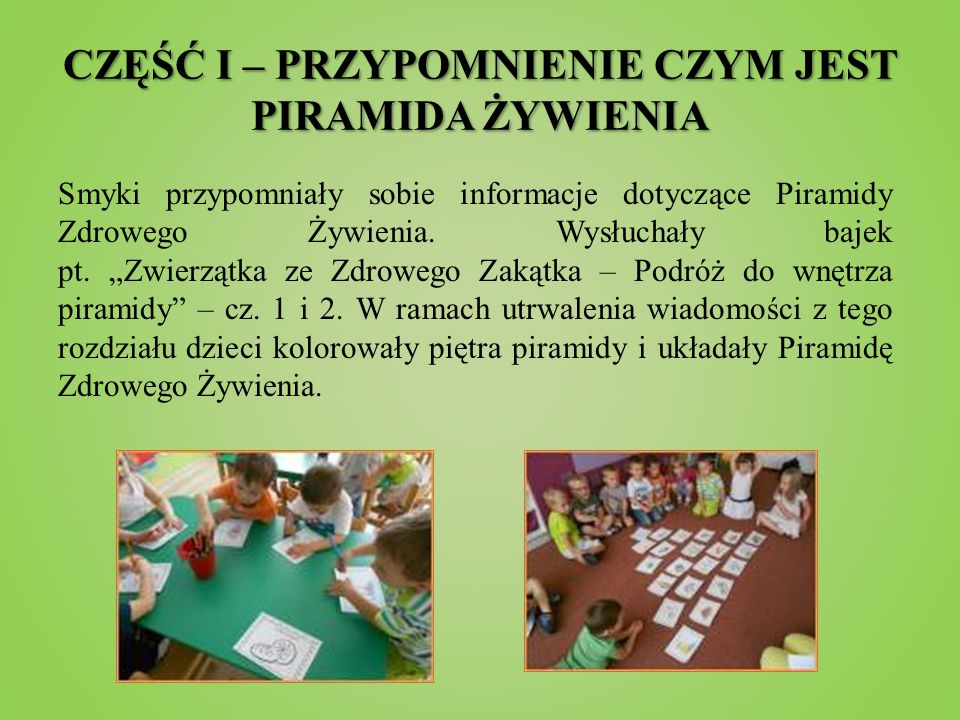 Nauczyciel opowiada dzieciom o oznaczeniach jajek, które są najlepsze i czemu takowe oznaczenie służą.