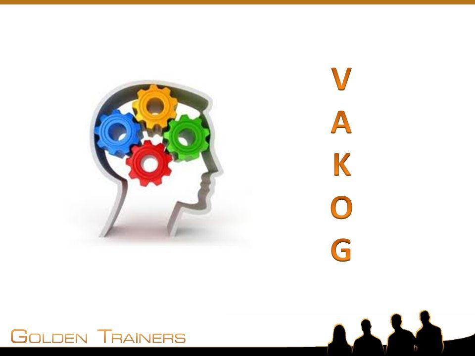 Systemy reprezentacyjne Wizualne (V) Audytywne (A) Kinestetyczne (K) Zapachowe (O) Smakowe (G)