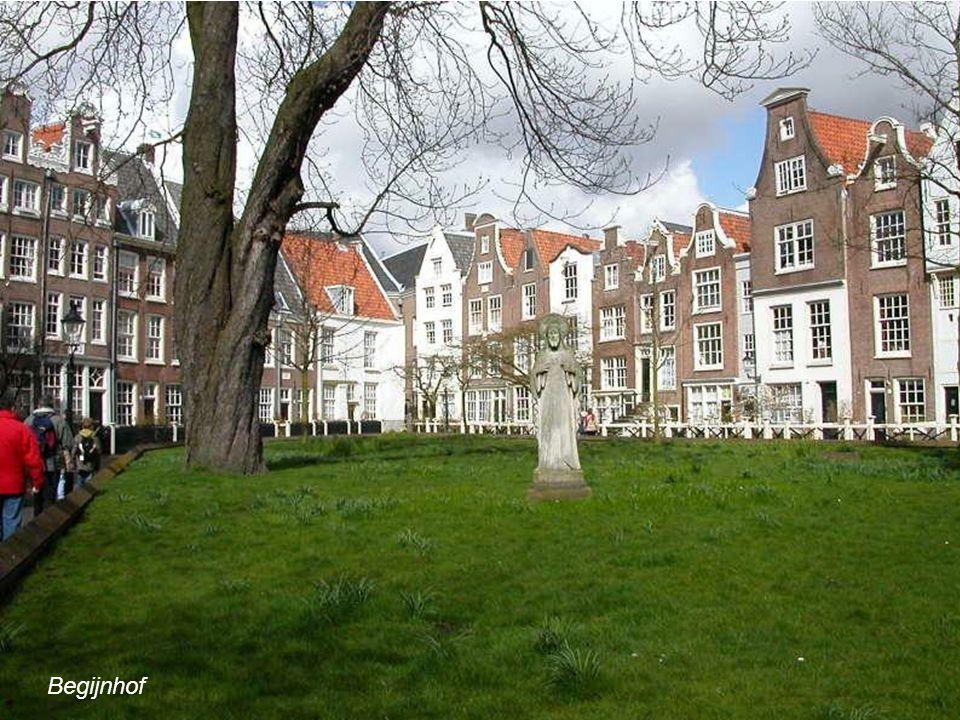 najstarszy kościół w Amsterdamie, znajduje się w środku dzielnicy czerwonych świateł. Zbudowany został w XIII wieku, poświęcony w 1306 przez biskupa U