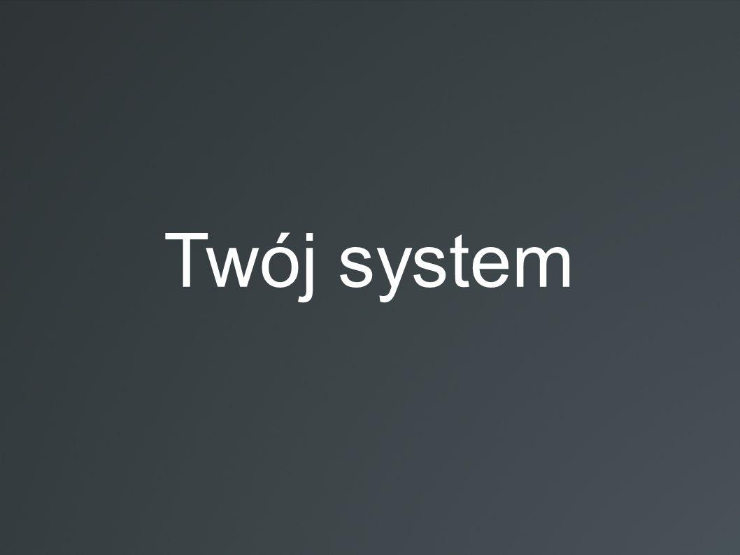 Twój system