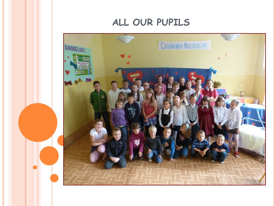 ALL OUR PUPILS