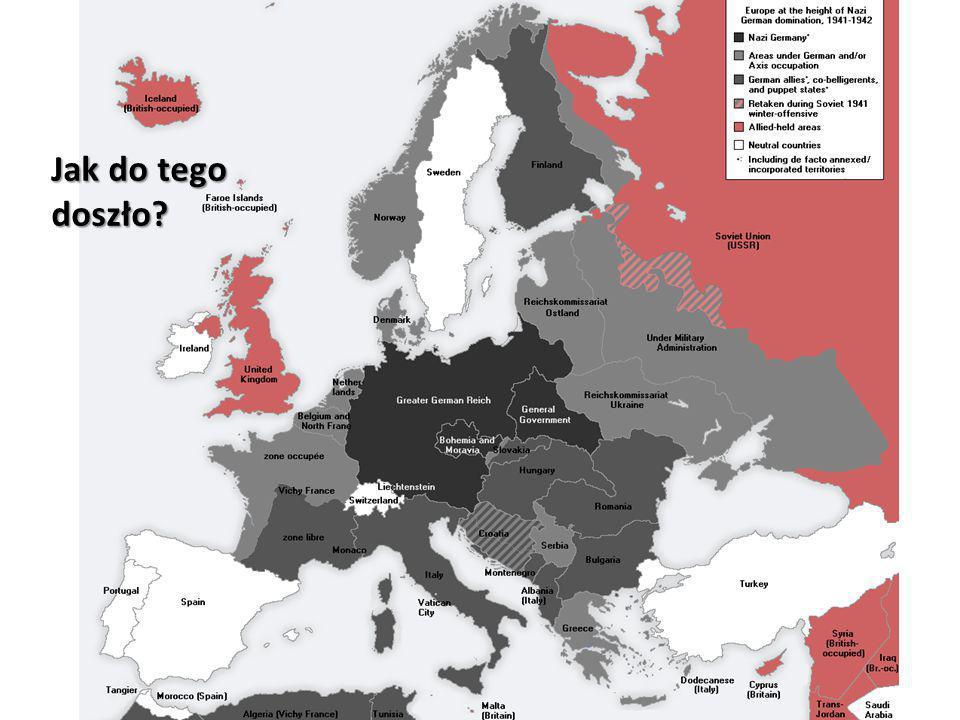 Działania wojenne w latach 1942-1945 Front wschodni - ZSRR -III Rzeszy nie udało się przeprowadzić Blitzkriegu -grudzień 1941 r.