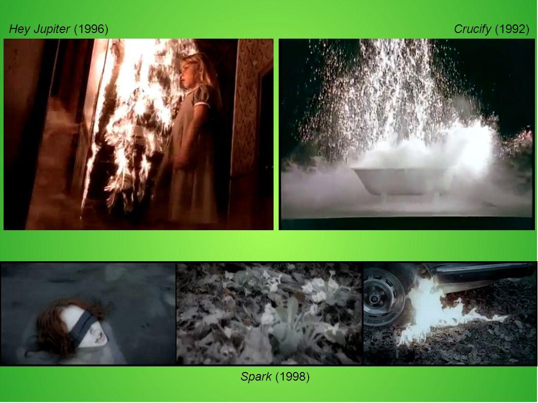 Crucify (1992)Hey Jupiter (1996) Spark (1998)