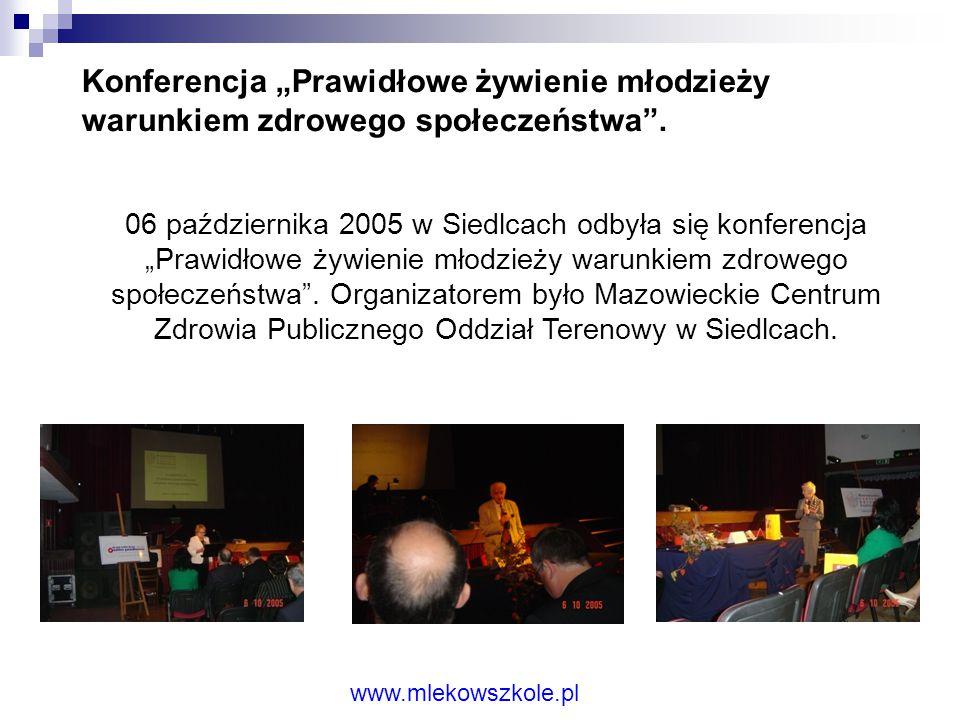 """Puchar """"Doskonałego Mleka"""" – Zakopane, czerwiec 2005, ponad 1200 uczniów z całej Polski."""
