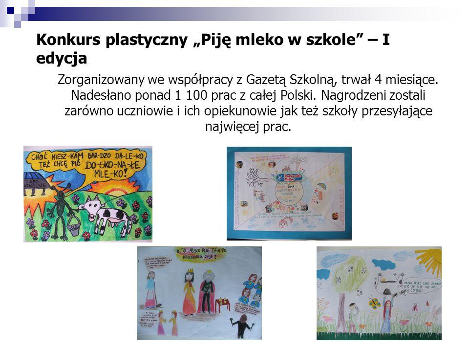 """Konferencja """"Szklanka mleka dla pierwszaka"""" Odbyła w marcu 2007 roku, a jej organizatorem było Śląskie Centrum Zdrowia Publicznego Oddział w Bielsko-B"""