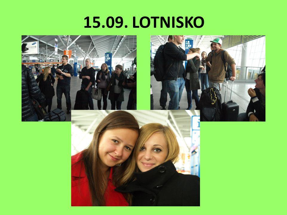 15.09. LOTNISKO