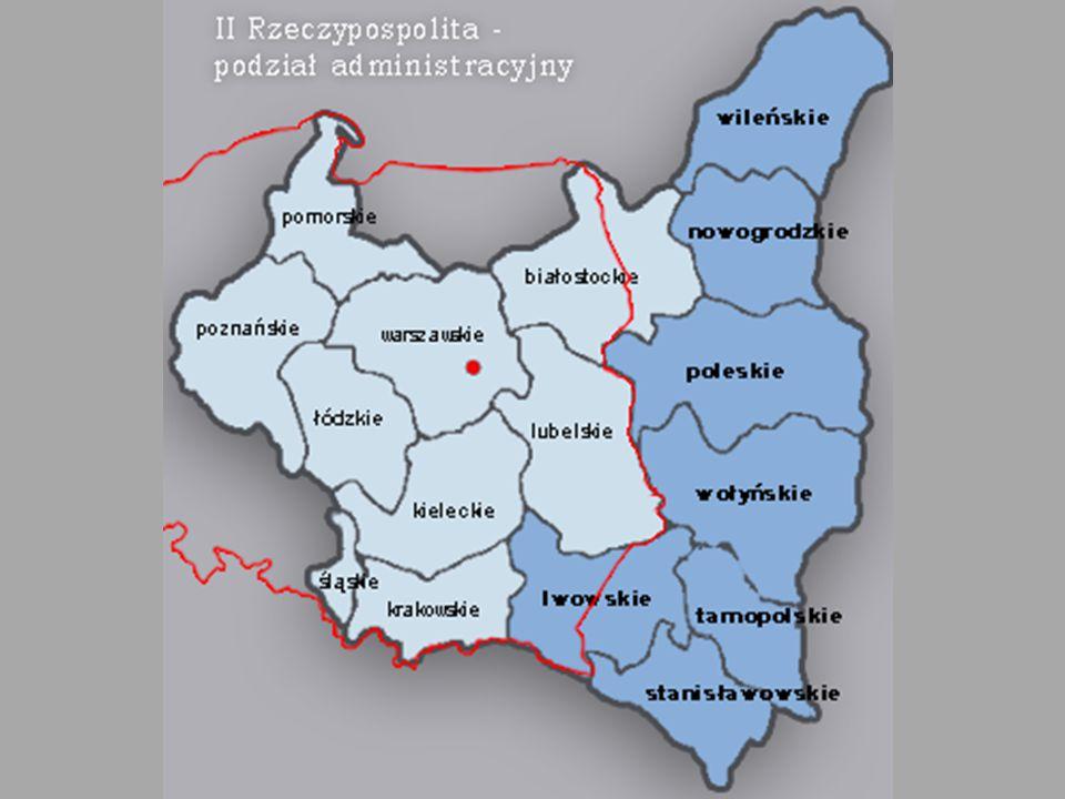 USTRÓJ POLITYCZNY System władzy w II Rzeczypospolitej określany był do 1926 jako republika demokratyczna z wielopartyjnym systemem parlamentarno- gabinetowym.