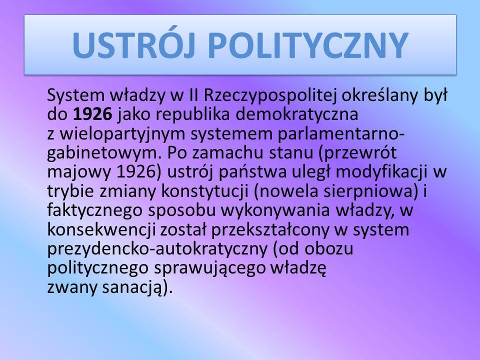 SĄSIEDZI Niemcy – centralne i Prusy Wschodnie, ZSRR – republiki (graniczące) Ukraińska SRR i Białoruska SRR, Czechosłowacja od 1938 do Niemiec, Słowacja od 1939 zależna od Niemiec, Litwa, Łotwa, Rumunia, Węgry – od 1939 (Ruś Zakarpacka/Podkarpacka)