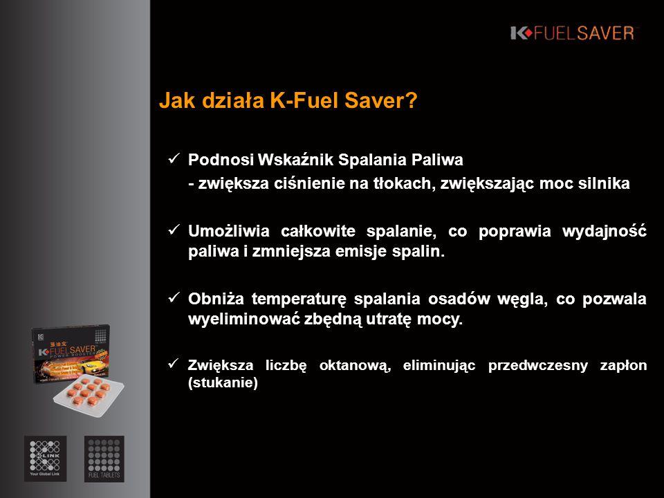 Jak działa K-Fuel Saver.