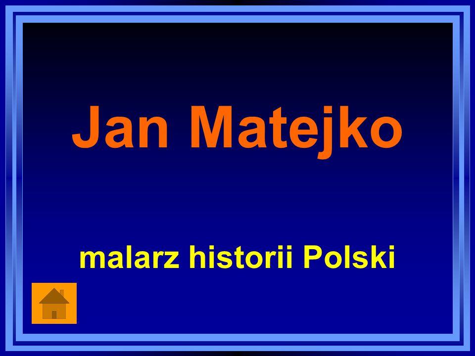Jan Serafiński – nauczyciel Jana Matejki.