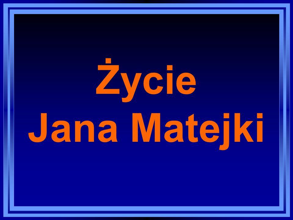 Jan Matejko urodził się w Krakowie w czerwcu 1838 roku.