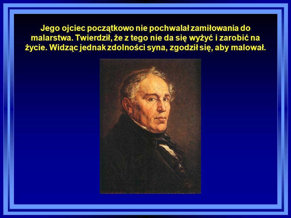 Jan Matejko niemal codziennie odwiedzał Wawel, Bibliotekę Jagiellońską oraz liczne kościoły.