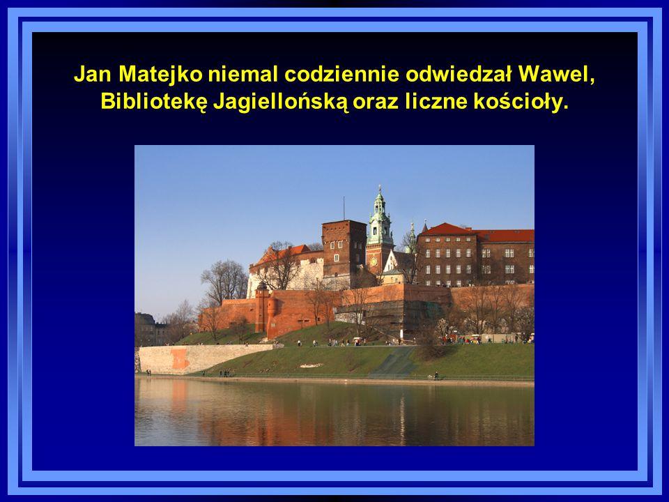 Gdy żył Jan Matejko Polska była pod zaborami 3 państw.