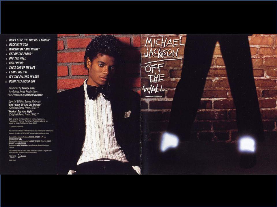"""""""Moonwalk Sukcesem okazała się również kolejna płyta Jacksona """"Thriller (1982),która rozeszła się w liczbie 51 milionów egzemplarzy na całym świecie."""