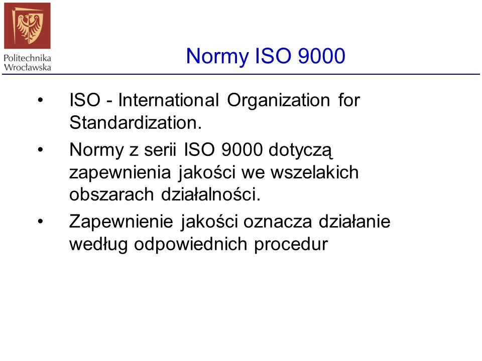 Personel ZJO powinien ustalić, czy... (2) Certyfikacja systemów przed skierowaniem do produkcji Wymuszanie standardów gromadzenia i przetwarzania dany