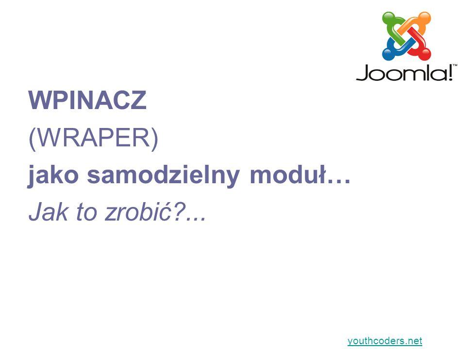 youthcoders.net Jeśli w Twojej Joomli jest włączona pamięć podręczna możesz ją zastosować do tego modułu.
