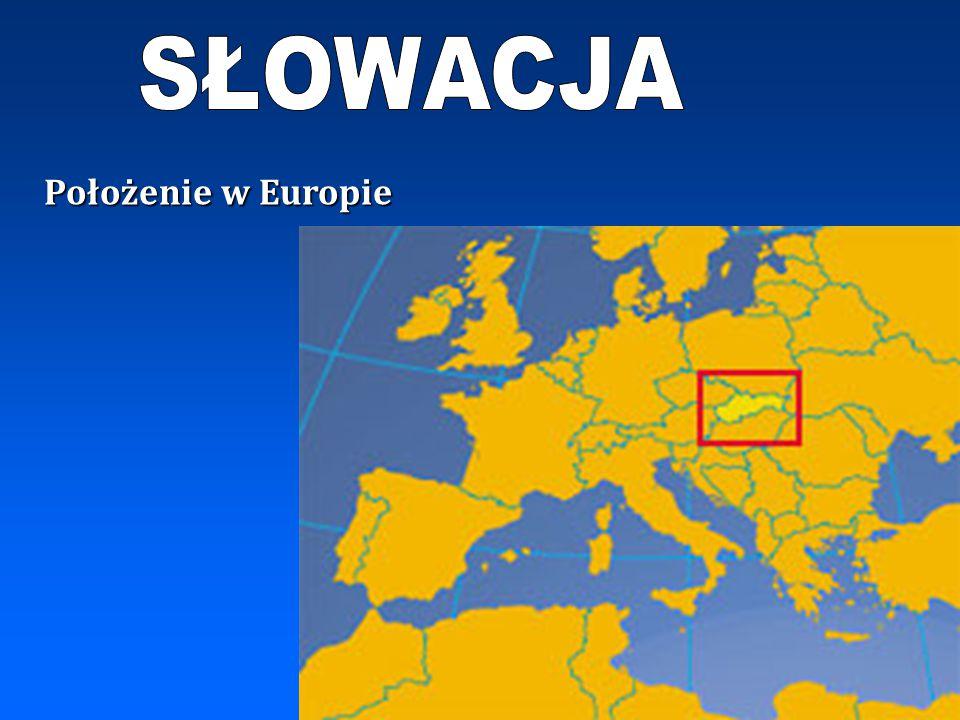 Herb Słowacji Flaga Słowacji