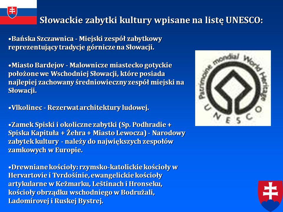 Bańska Szczawnica - Miejski zespół zabytkowy reprezentujący tradycje górnicze na Słowacji.Bańska Szczawnica - Miejski zespół zabytkowy reprezentujący